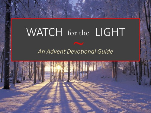 Advent Guide Cover - 2017
